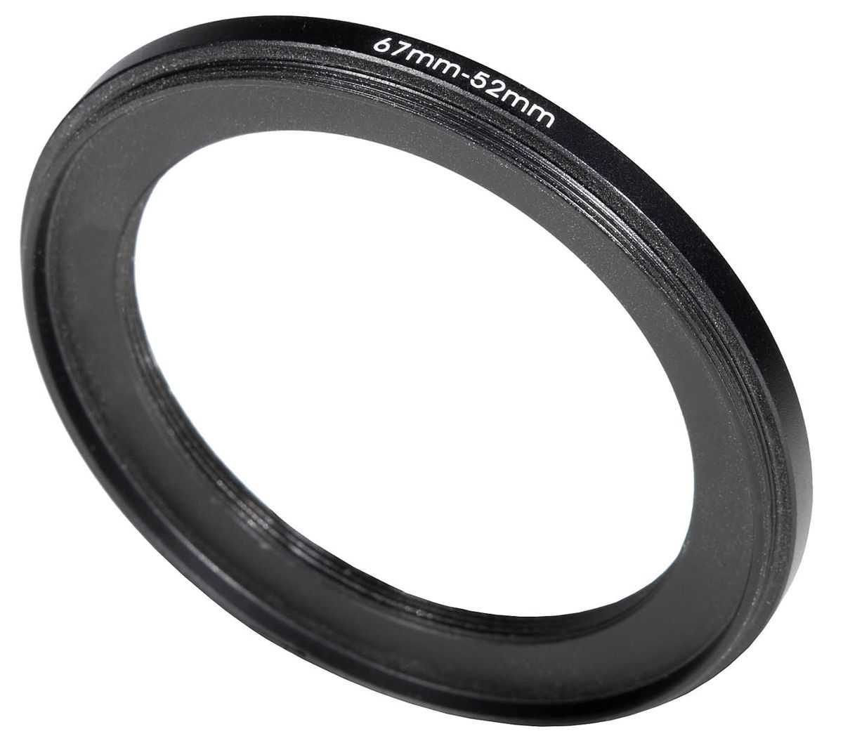 Ringadapter 67 - 52 mm