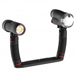 Sea Dragon Duo 3000 Unterwasserblitz-Lampen Set - SEALIFE
